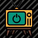 computer, monitor, televisions, turnoff, tv