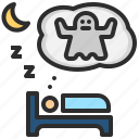 dream, ghost, horror, nightmare, specter