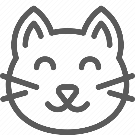 animal, beast, cat, nature, pet, wild icon