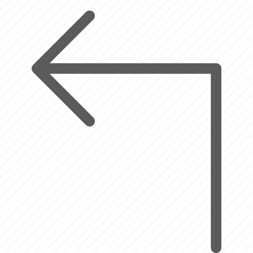 arrows, badge, indication, interface, left, sign, turn icon