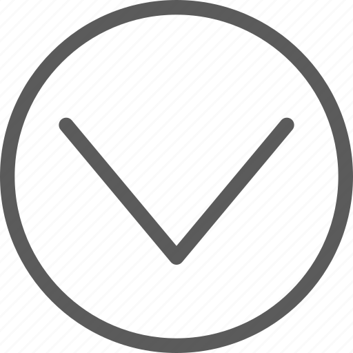 arrow, arrows, badge, circle, indication, interface, sign icon