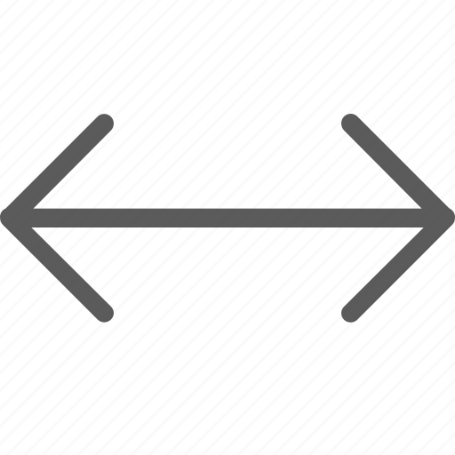 badge, expand, indication, interface, left, right, sign icon