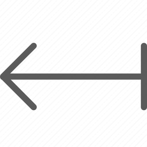 align, arrows, badge, indication, interface, left, sign icon
