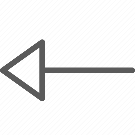 arrow, arrows, badge, indication, interface, sign, triangle icon