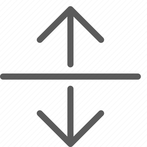 arrows, badge, indication, interface, sign, space icon