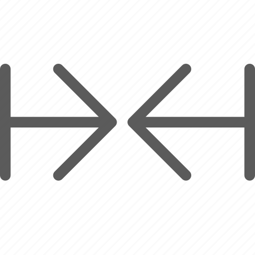 arrows, badge, indication, interface, sign, stop icon