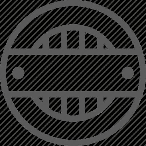 badge, badges, insignia, ribbon, stamp icon