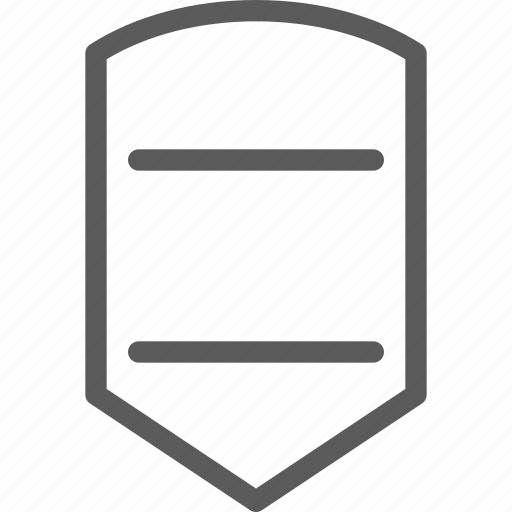 badge, badges, flag, insignia, ribbon, stamp icon