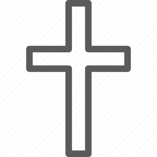 badges, christianity, insignia, ribbon, stamp icon