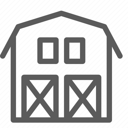 building, construction, country, estate, landmark, property, warehouse icon