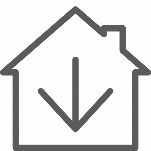 building, construction, estate, home, landmark, property, value icon