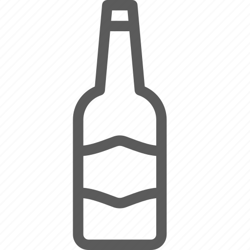 bar, beer, bottle, cafe, coffee, lounge, restaurant icon