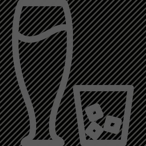 bar, cafe, coffee, drinks, glass, lounge, restaurant icon