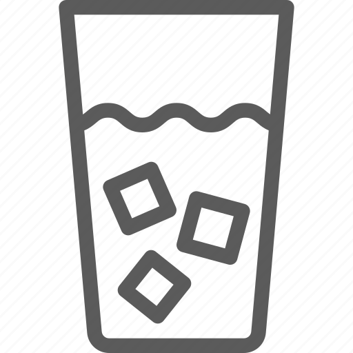 bar, cafe, coffee, glass, ice, lounge, restaurant icon