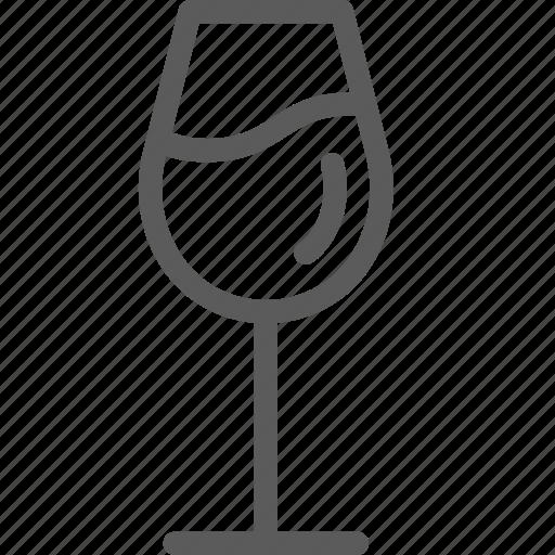 bar, cafe, coffee, glass, lounge, restaurant, wine icon