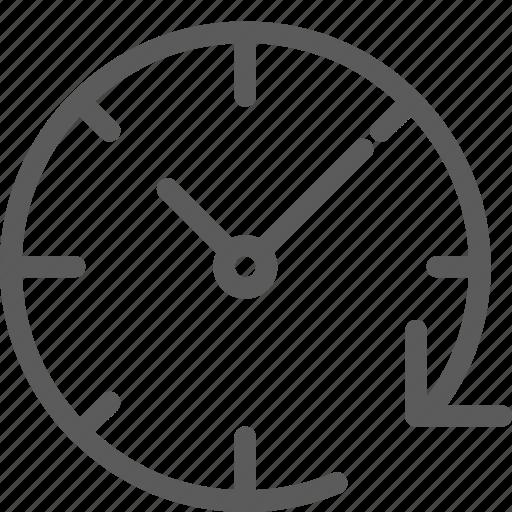 agenda, calendar, diary, journal, pass, time icon