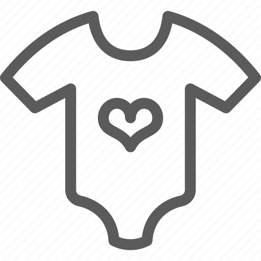 apparel, baby, clothes, dress, gear, hoodie, outfit icon