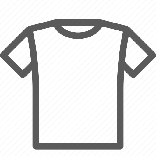 apparel, clothes, dress, gear, outfit, shirt icon