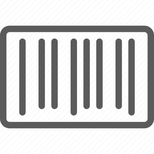 barcode, business, ecommerce, retail, trade icon