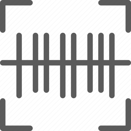 barcode, business, ecommerce, retail, scanner, trade icon