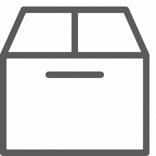 box, business, ecommerce, retail, trade icon