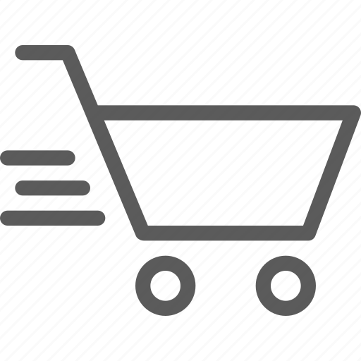 business, cart, checkout, ecommerce, retail, trade icon