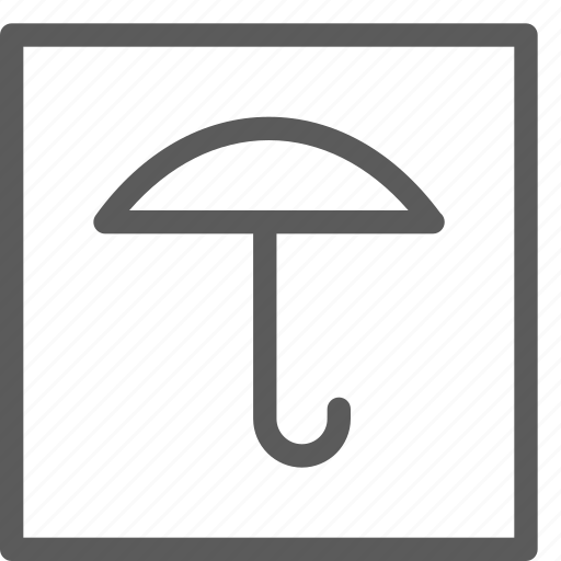 business, ecommerce, fragile, package, retail, trade icon