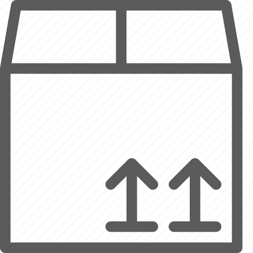 box, business, ecommerce, product, retail, trade icon