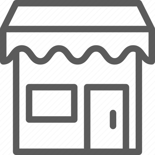 business, ecommerce, retail, shop, trade icon