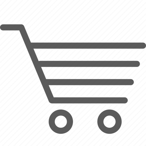 business, cart, ecommerce, retail, shopping, trade icon