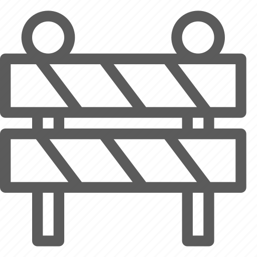 barricade, build, construction, development, structure icon