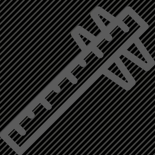 build, caliper, construction, development, structure icon