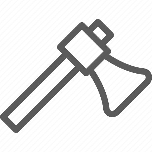 axe, build, construction, development, structure, wood icon