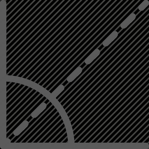 angle, design, draw, graphic, illustration, web icon