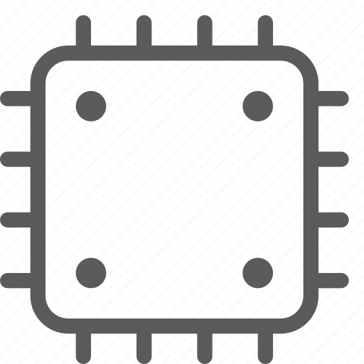 chipset, computers, devices, gadget, hardware, technology icon