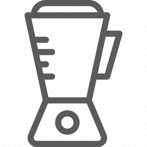 appliances, blender, components, computers, electronics, technology icon