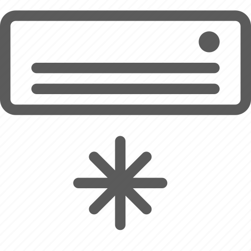 air, appliances, cold, computers, conditioning, electronics, technology icon