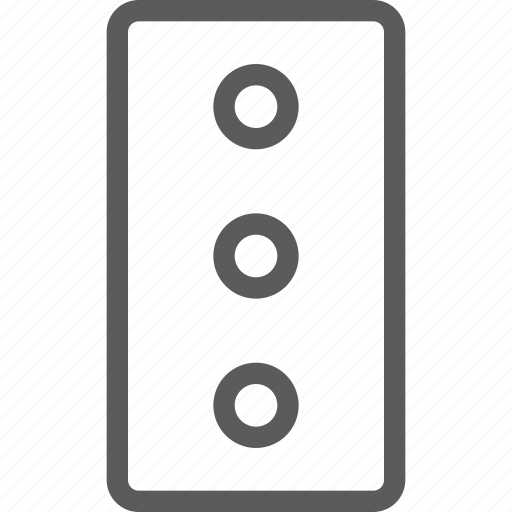 appliances, components, computers, electronics, italy, socket, technology icon