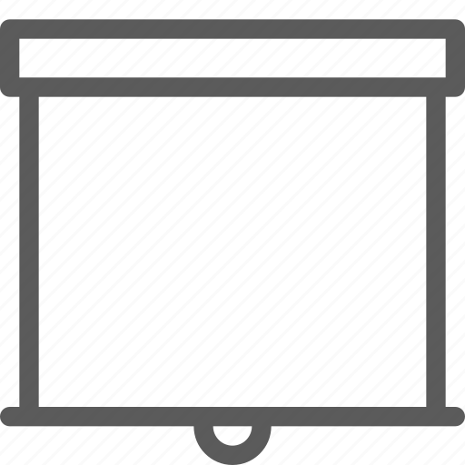 appliances, board, computers, electronics, projector, technology, wall icon