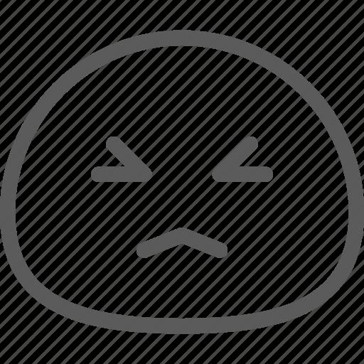 chat, cute, emoji, emoticons, face, kiki icon