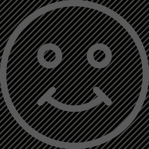 chat, communication, emoji, emoticons, face, omg icon