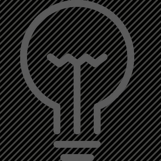 bulb, ecology, efficiency, energy, power icon