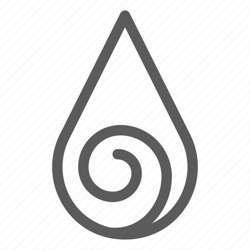 ecology, efficiency, energy, power, water, wind icon
