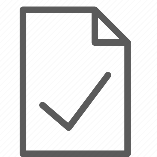 archive, confirm, digital, document, file, files, note icon