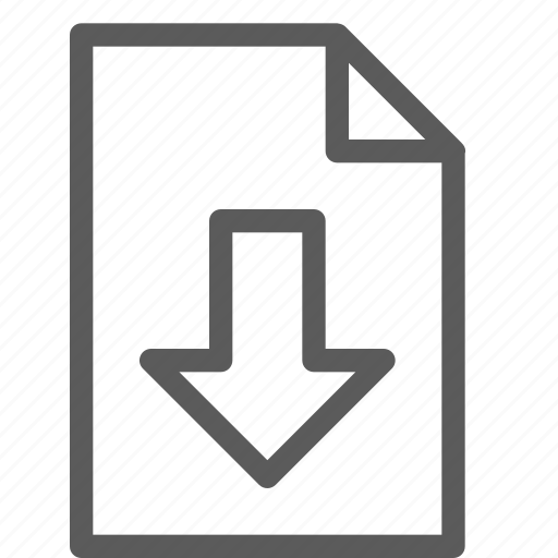 archive, digital, document, download, file, files, note icon