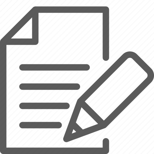 archive, digital, document, edit, files, note icon
