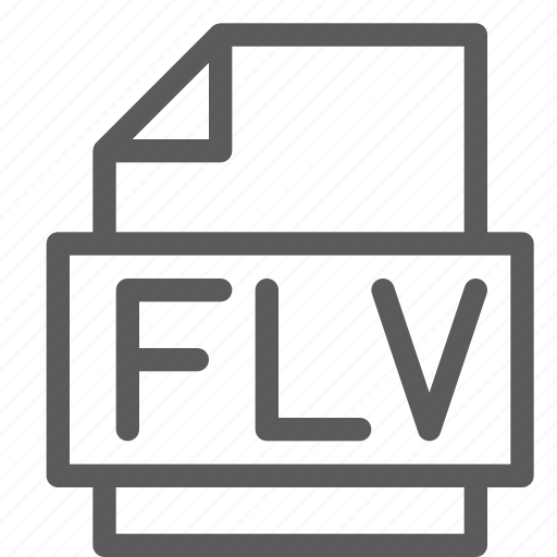 archive, digital, document, file, files, flv, note icon