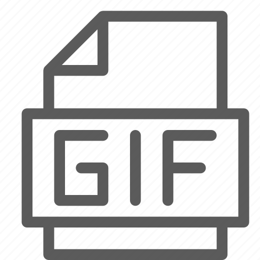 archive, digital, document, file, files, gif, note icon