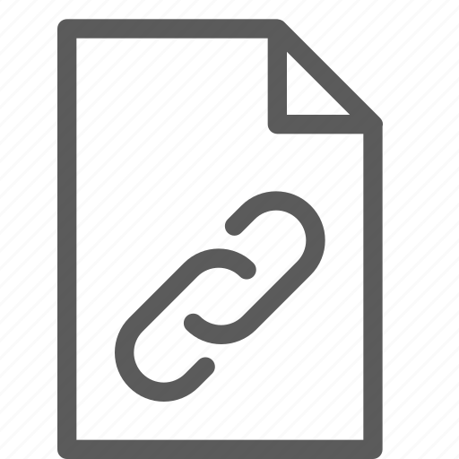 archive, digital, document, file, files, link, note icon