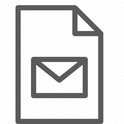 archive, digital, document, file, files, mail, note icon